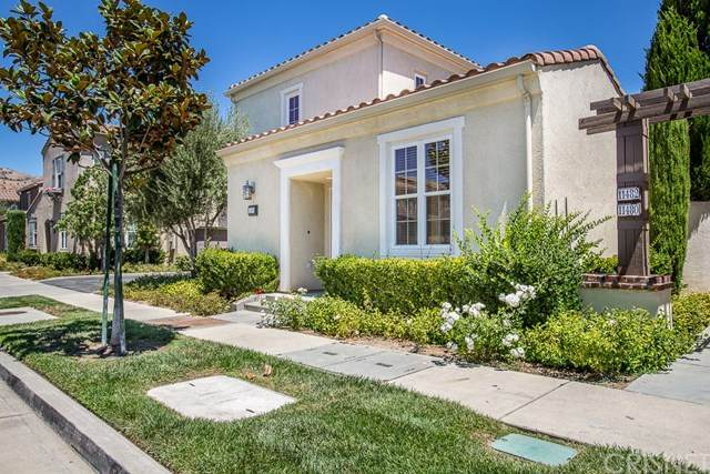 11478 Ghiberti Way, Porter Ranch, CA 91326 (#SR20164462) :: Doherty Real Estate Group