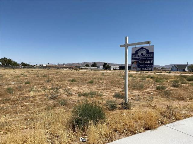0 Powhatan Road, Apple Valley, CA 92307 (#DW20160004) :: Re/Max Top Producers