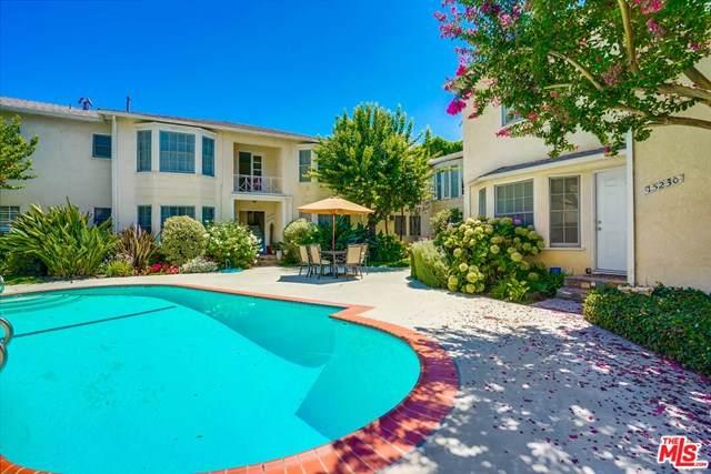 15230 Dickens Street, Sherman Oaks, CA 91403 (#20618196) :: The Najar Group