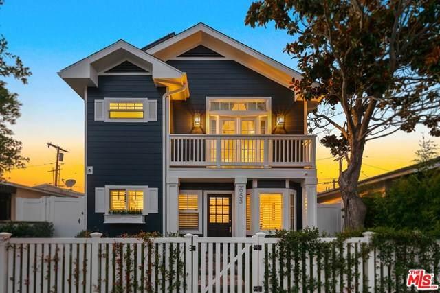 655 Ozone Street, Santa Monica, CA 90405 (#20617004) :: Mainstreet Realtors®