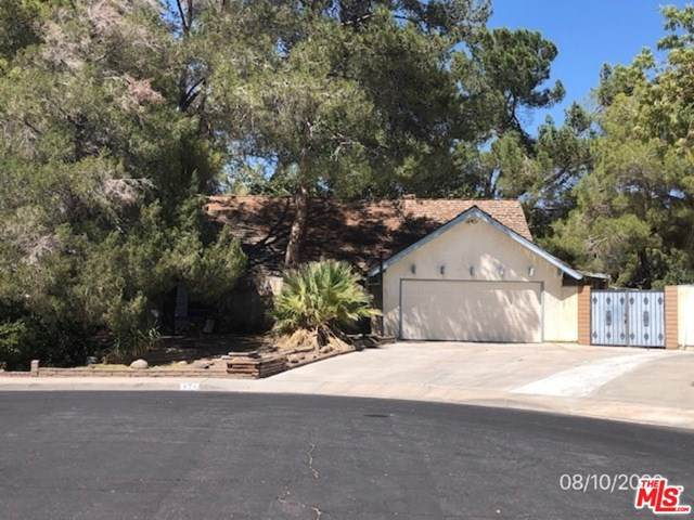 736 Bryann Circle, Ridgecrest, CA 93555 (#20618298) :: The Results Group