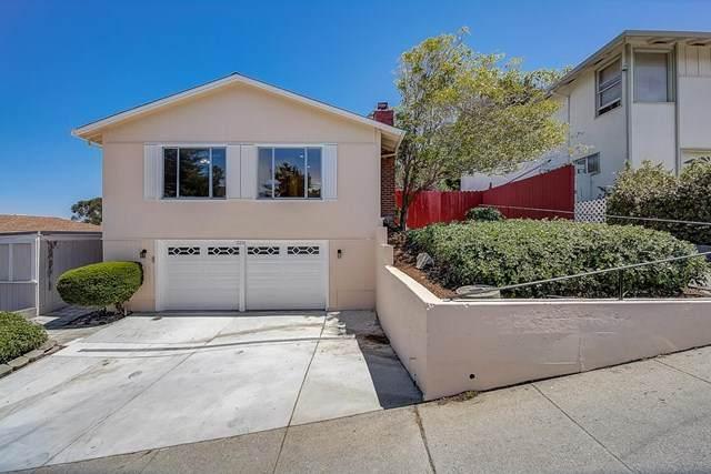 2251 Fleetwood Drive, San Bruno, CA 94066 (#ML81805947) :: Go Gabby