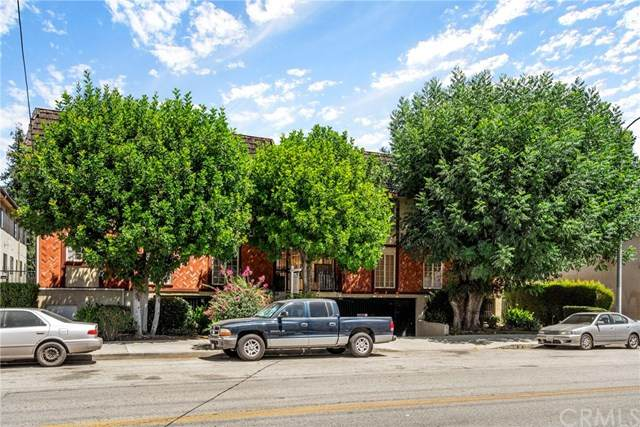 7422 Hazeltine Avenue #10, Van Nuys, CA 91405 (#BB20164430) :: Team Forss Realty Group