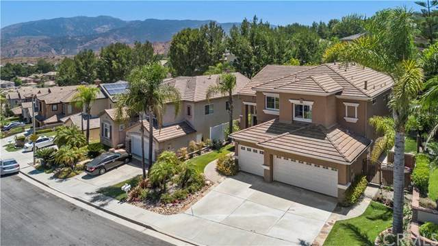 8734 E Garden View Drive, Anaheim Hills, CA 92808 (#PW20162241) :: Sperry Residential Group