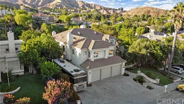 11953 Rexbon Road, Granada Hills, CA 91344 (#SR20164254) :: Compass