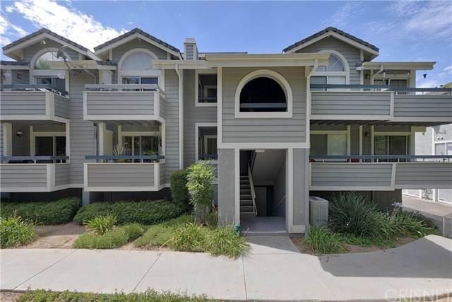26914 Flo Lane #441, Canyon Country, CA 91351 (#SR20164434) :: Millman Team