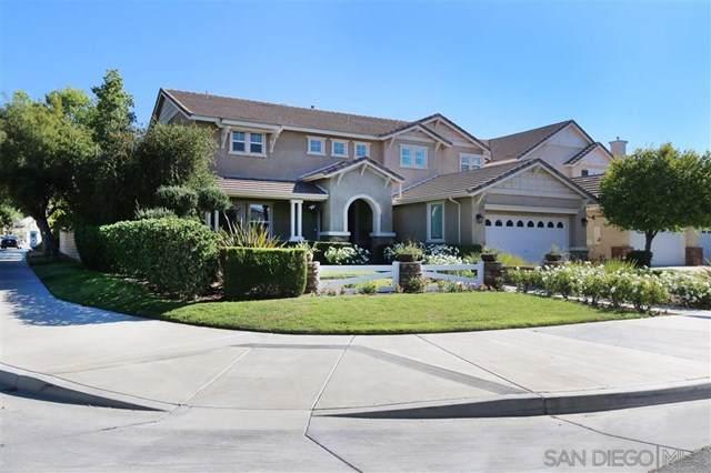 24317 Via La Casa, Santa Clarita, CA 91354 (#200039116) :: The Laffins Real Estate Team