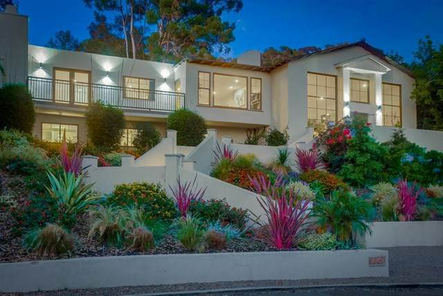 7161 Country Club Drive, San Diego, CA 92037 (#200039119) :: Sperry Residential Group