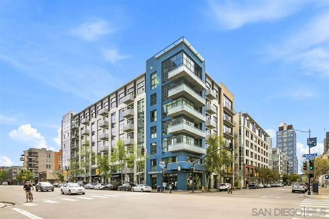 527 10Th Ave #708, San Diego, CA 92101 (#200039161) :: The Laffins Real Estate Team