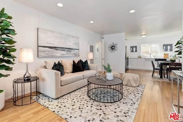 1541 Princeton Street #2, Santa Monica, CA 90404 (#20612344) :: Mainstreet Realtors®