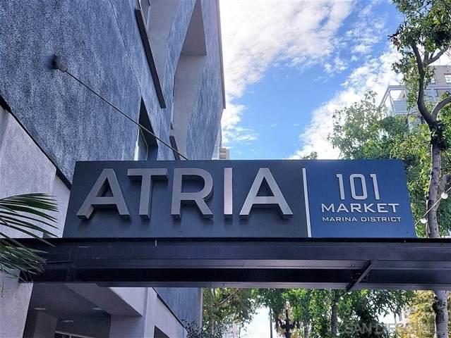101 Market St. W #430, , CA 92101 (#200039173) :: The Laffins Real Estate Team