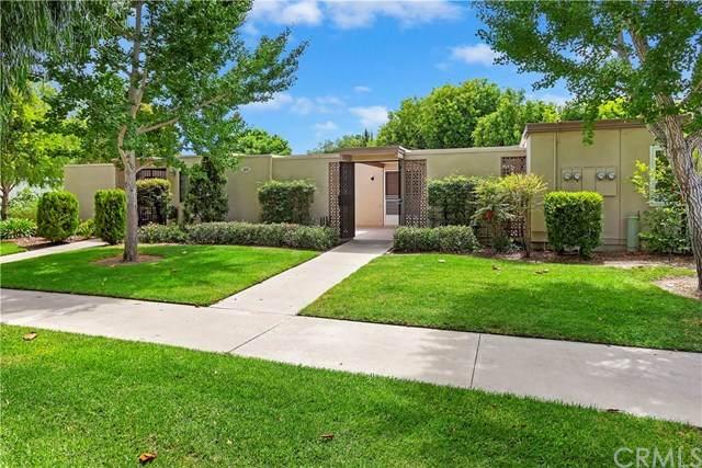 322 Avenida Carmel C, Laguna Woods, CA 92637 (#OC20165462) :: Sperry Residential Group