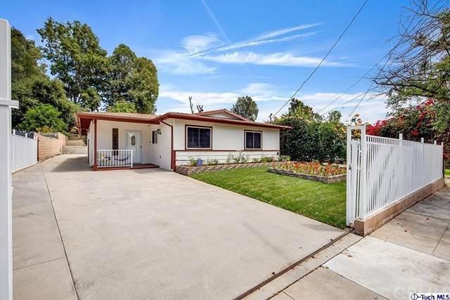 1742 Glen Avenue, Pasadena, CA 91103 (#320002875) :: Sperry Residential Group
