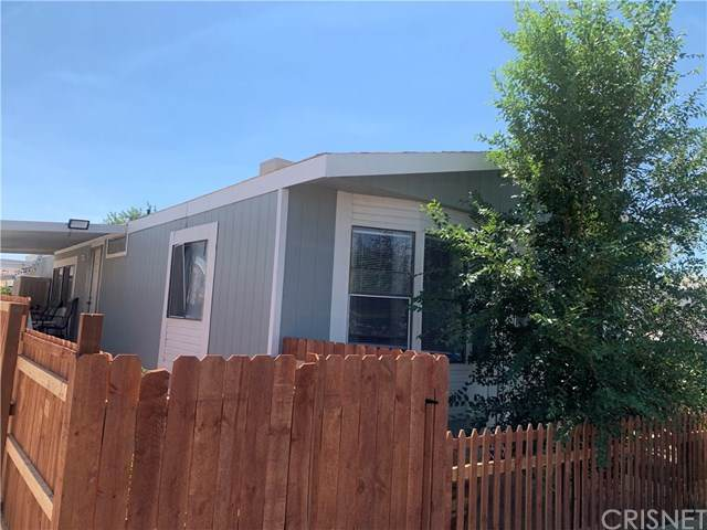 3300 15th Street W #340, Rosamond, CA 93560 (#SR20165582) :: Compass