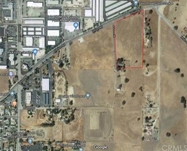 2930 Union Lot #3 Road, Paso Robles, CA 93446 (#NS20165646) :: The Laffins Real Estate Team