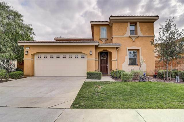 13175 Flagstaff Dr, Rancho Cucamonga, CA 91739 (#TR20165793) :: Sperry Residential Group