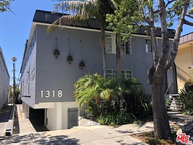 1318 Euclid Street, Santa Monica, CA 90404 (#20618354) :: Mainstreet Realtors®