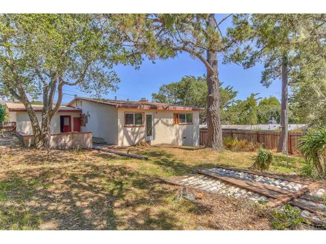 141 Via Gayuba, Monterey, CA 93940 (#ML81806259) :: Sperry Residential Group