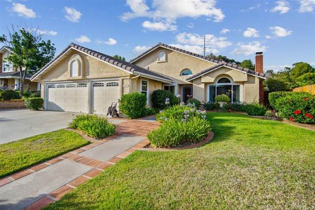 12612 Stoutwood St, Poway, CA 92064 (#200039361) :: Sperry Residential Group
