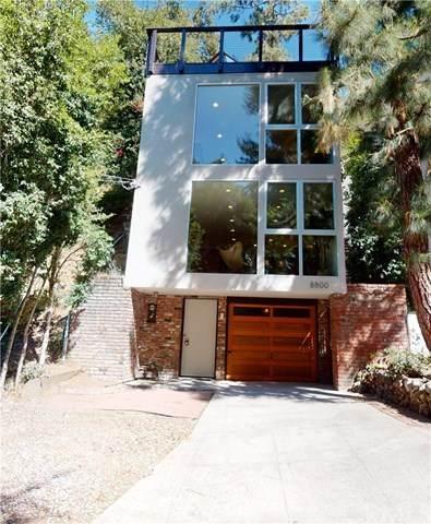 8800 Wonderland Avenue, Los Angeles (City), CA 90046 (#CV20162988) :: The Parsons Team