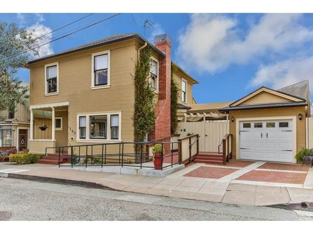 157 15th Street, Pacific Grove, CA 93950 (#ML81806278) :: Sperry Residential Group