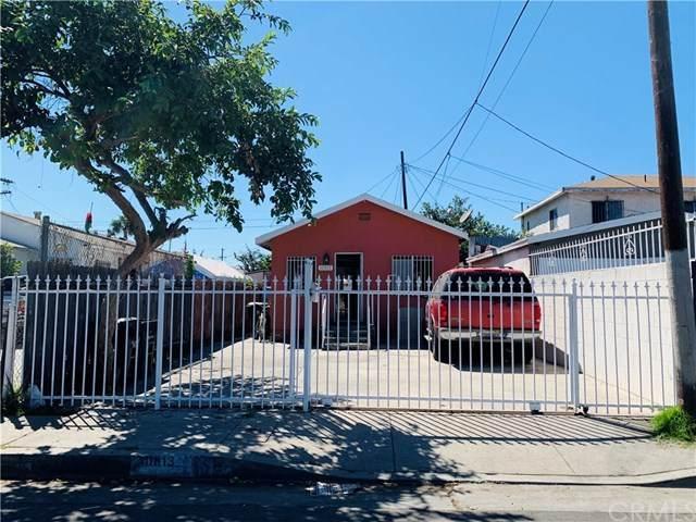 10813 Mona Boulevard, Los Angeles (City), CA 90059 (#CV20166218) :: Crudo & Associates