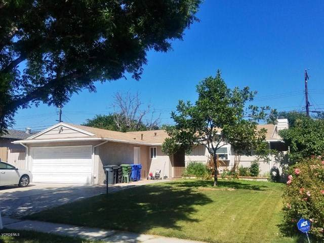 2156 Magnolia Street, Simi Valley, CA 93065 (#V0-220008801) :: The Laffins Real Estate Team