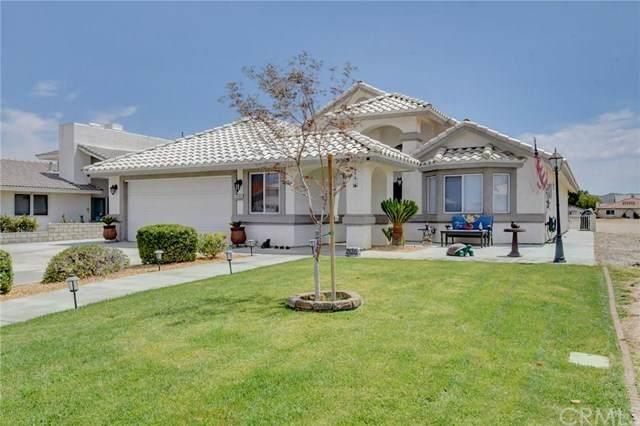 26385 Catamaran Lane, Helendale, CA 92342 (MLS #CV20166461) :: Desert Area Homes For Sale