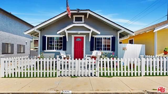 1331 Park Avenue, Long Beach, CA 90804 (#20619170) :: Go Gabby