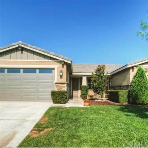 8363 Fall Creek Drive, Eastvale, CA 92880 (#OC20167082) :: Compass