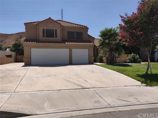 3058 Canyon Vista Drive, Colton, CA 92324 (MLS #DW20167826) :: Desert Area Homes For Sale