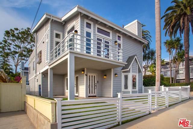 927 6Th Street A, Hermosa Beach, CA 90254 (#20620026) :: Crudo & Associates