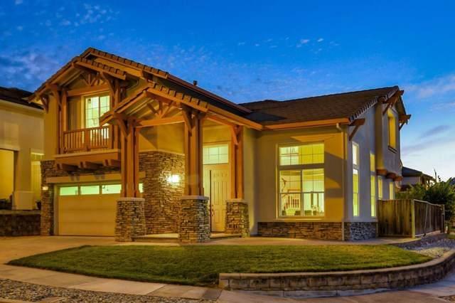 1559 Via Campagna, San Jose, CA 95120 (#ML81806624) :: The Laffins Real Estate Team