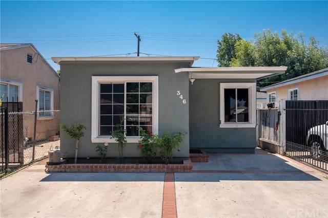 346 E Morningside Street, Long Beach, CA 90805 (#SB20168152) :: Go Gabby