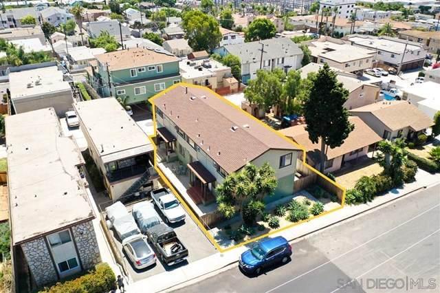 5641 Mildred St, San Diego, CA 92110 (#200039916) :: Hart Coastal Group