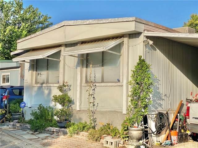 23450 Newhall Avenue #109, Newhall, CA 91321 (#SR20169547) :: Crudo & Associates