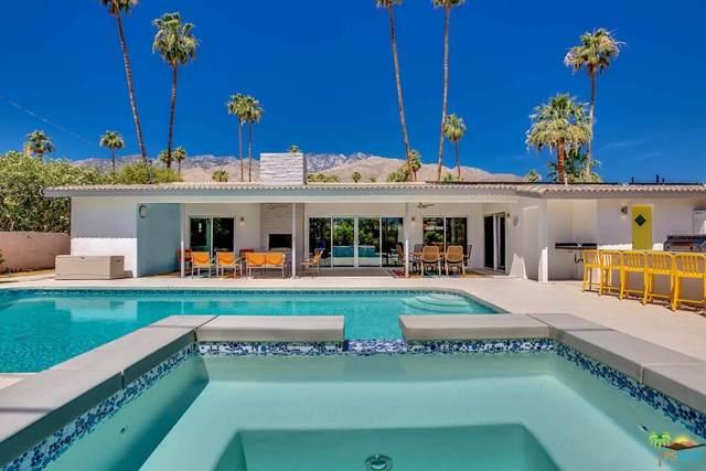 1080-South S Calle Rolph, Palm Springs, CA 92264 (#20619922) :: Crudo & Associates