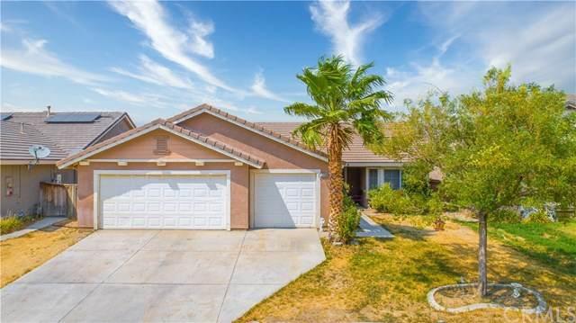3359 Whisper Sands Avenue, Rosamond, CA 93560 (MLS #CV20169916) :: Desert Area Homes For Sale