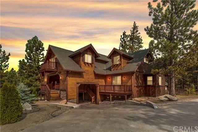 159 Stony Creek Road, Big Bear, CA 92315 (#EV20164566) :: The Laffins Real Estate Team