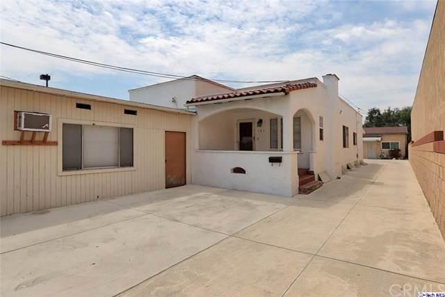 197-199 S Rosemead Boulevard, Pasadena, CA 91107 (#320002966) :: Z Team OC Real Estate