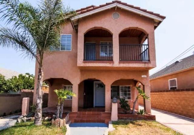 1060 Mcfarland Avenue, Wilmington, CA 90744 (#SB20170783) :: The Miller Group