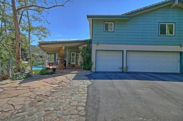 11025 Creek Road, Ojai, CA 93023 (#V0-220008999) :: Hart Coastal Group