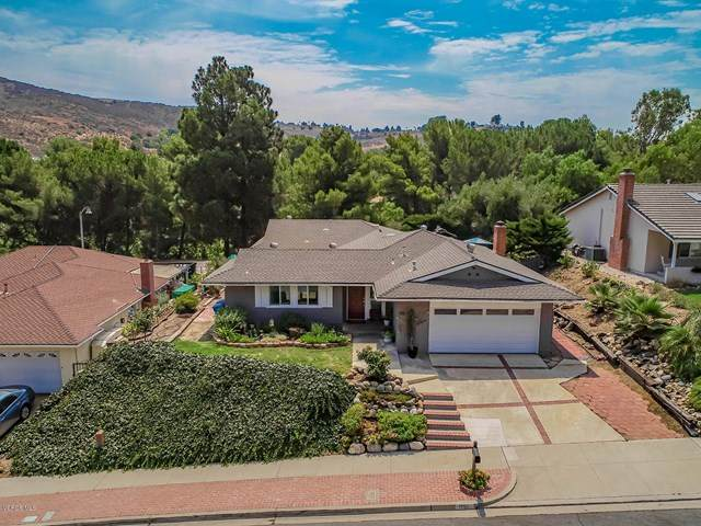 1782 Calle Artigas, Thousand Oaks, CA 91360 (#220009034) :: Go Gabby