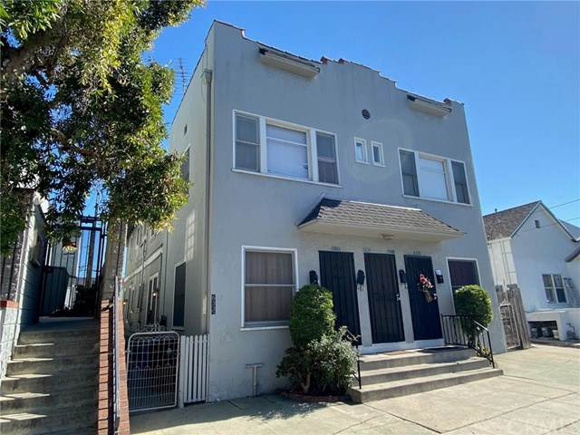 629-633 W 8th Street, San Pedro, CA 90731 (#SB20171932) :: Go Gabby