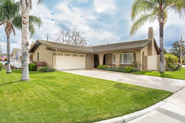 1041 Evenstar Avenue, Westlake Village, CA 91361 (#220009075) :: The Laffins Real Estate Team