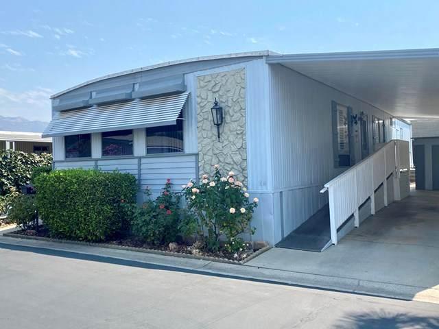 167 Don Antonio Way, Ojai, CA 93023 (#V0-220009097) :: Hart Coastal Group