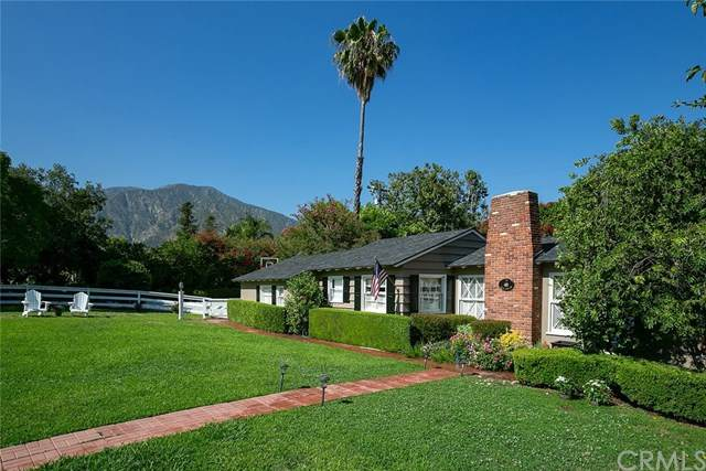 230 S Canon Avenue, Sierra Madre, CA 91024 (#AR20167580) :: The Laffins Real Estate Team