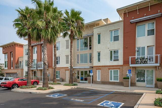1901 S Victoria Avenue #307, Oxnard, CA 93035 (#V0-220009130) :: Crudo & Associates