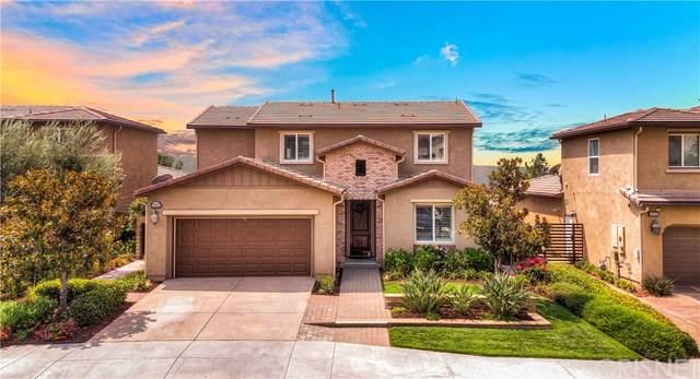 19314 Carranza Lane, Saugus, CA 91350 (#SR20173085) :: American Real Estate List & Sell