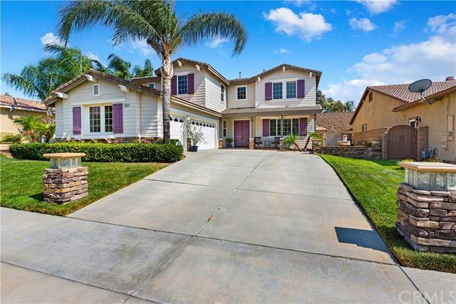 13551 Williamson Road, Rancho Cucamonga, CA 91739 (#CV20173146) :: Doherty Real Estate Group
